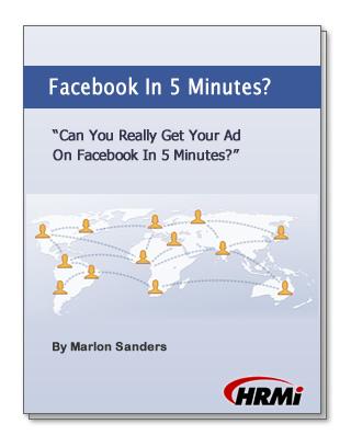 Facebook in 5 Minutes